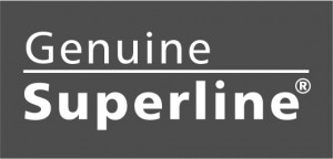 genuine superline logo 180